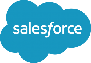 Salesforce Hero image